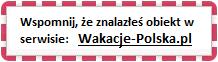 Powołaj się na wolneNOCLEGI.net